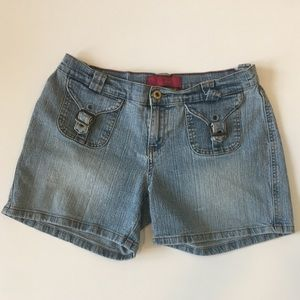 GLO Denim Shorts